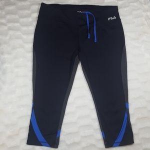 Fila sport size extra large legging athletic pants